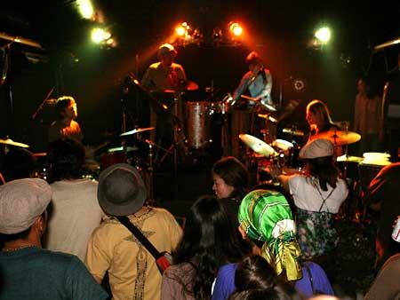 2009/06/25 MAX FREEMAN WILD MARMALADE Japn Tour 2009