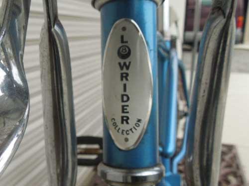 Vintage LOWRIDER Bicycle ローライダー ローチャリ