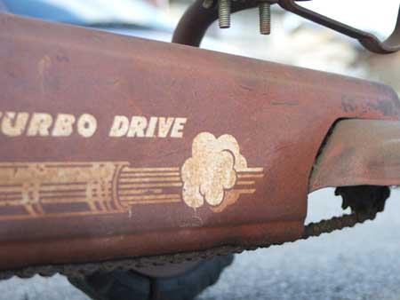1960年代 Vintage ペダルカー マレー トラクター