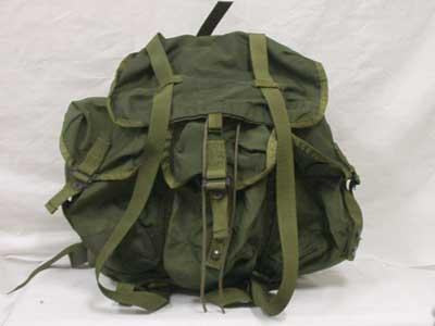 Used Army Bag/US ALICE PACKスイス軍、スウェーデン軍Bag