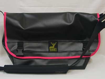 TANDEY MESSENGER BAG rivet 別注カラー
