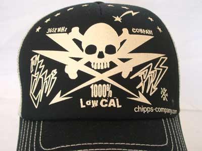 Chipps Company Mesh Cap
