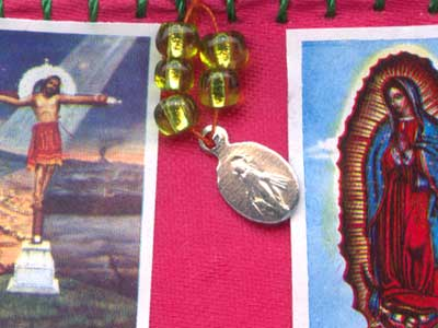 MEXICO雑貨 LUCKY WALLET