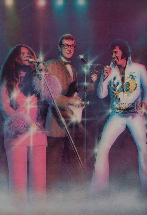 1981年4月 ビンテージ ペントハウス TOURING by DebbieKuhn