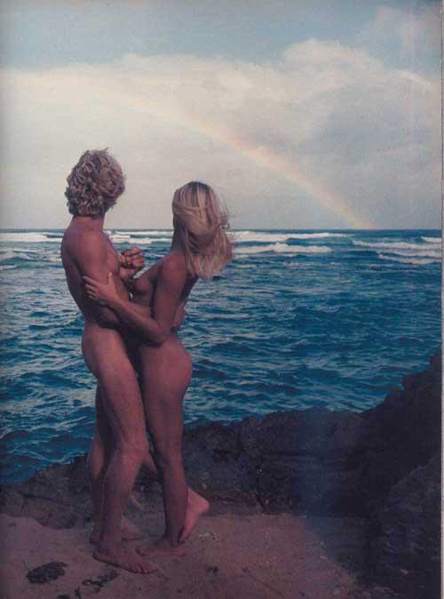 1981年9月 ビンテージ ペントハウス Kristein and tommy