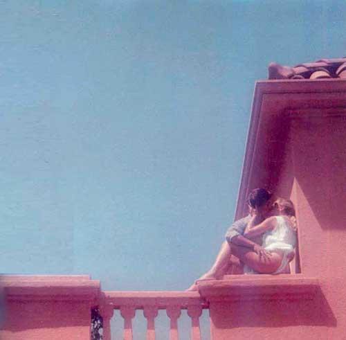 ビンテージ ペントハウス 1982年4月 photograph by Paul Wanger