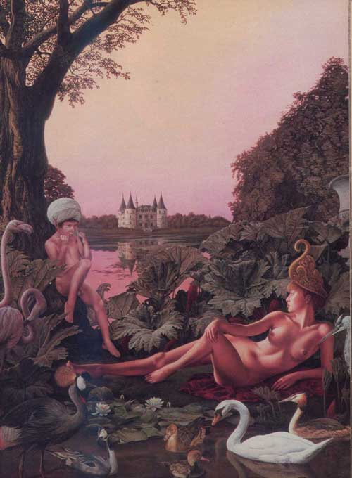 ビンテージ ペントハウス 1984年4月 REVELATIONS by PIERRE LA COMBE