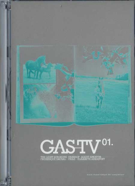 GASTV01 DVD