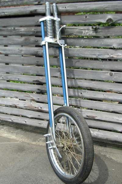 USED BIKE PARTSナロースプリンガーフォーク全長103cm ...
