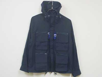 DUB FACTORY NYLON JKT Fear