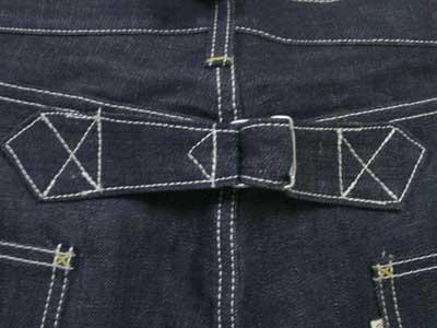 Ganionmade Denim Pants
