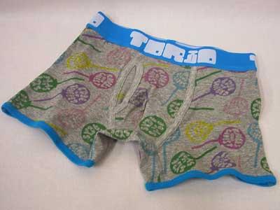 TORIO Underwear トリオ アンダーウエアー トランクス