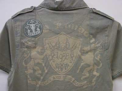 2007's BB.Jeans.London S/S Polo shirts/Death & Dishonour