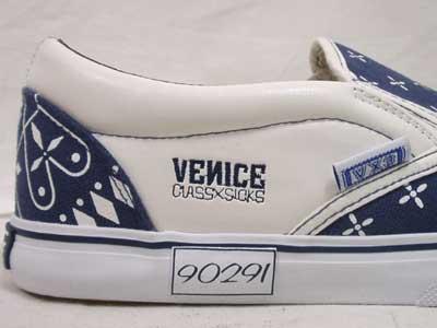 Venice Class Sicks Sneakers/The 6th Slip On スニーカー