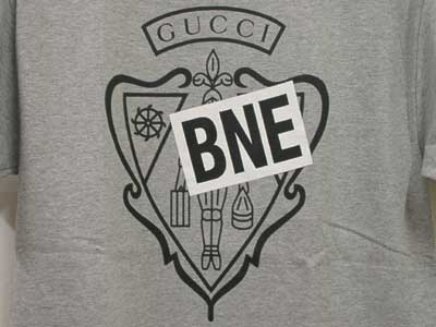 BNE S/S Tee/BNE×GUCCI Tee
