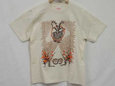 Cosmic Lab 皆既日食 S/S Tee by Flower of Life