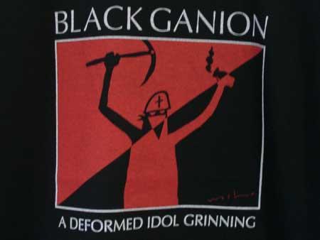 BLACK GANION Band T-Shirts/A Deformed Idol/
