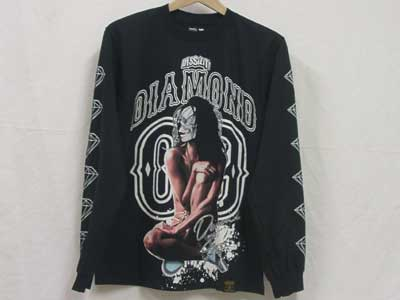 Dissizit×Diamond Supply Co Diamonds R4 EVA L/S Tee