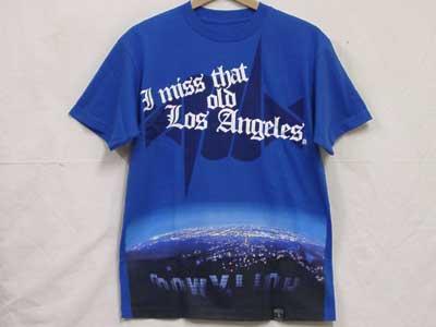 DISSIZIT! 2009's Limited S/S Tee shirts STASH×DISSIZIT I MISS LA Tee