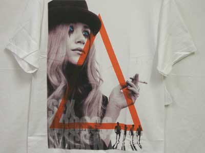 DISSIZIT! 2009's Limited S/S Tee shirts DROOGS Tee