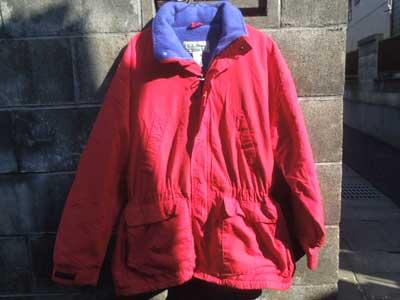 Used Nylon JKT/LL.Bean Fleece JKT