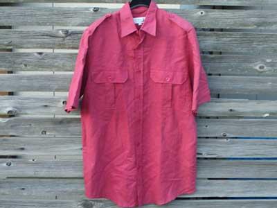 Used S/S Hemp shirts/Sail Away