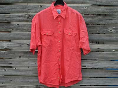 Used S/S Hemp shirts/CAMBRIDGE
