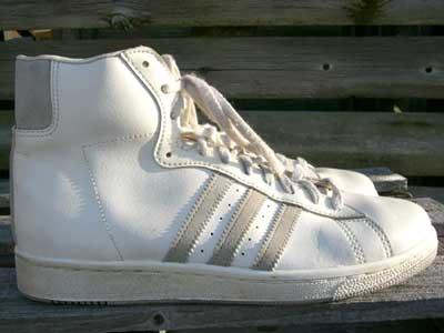 Used Sneaker/Trax HI-cut