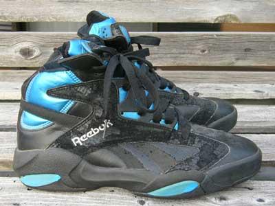 Used Sneaker/Reebok-Shaq Attaq?