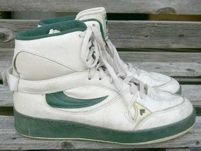 Used Sneaker/FILA Hi-cut