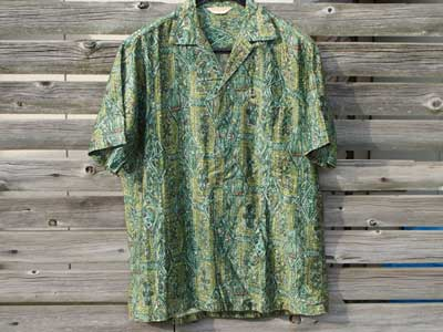 Vintage アロハシャツ