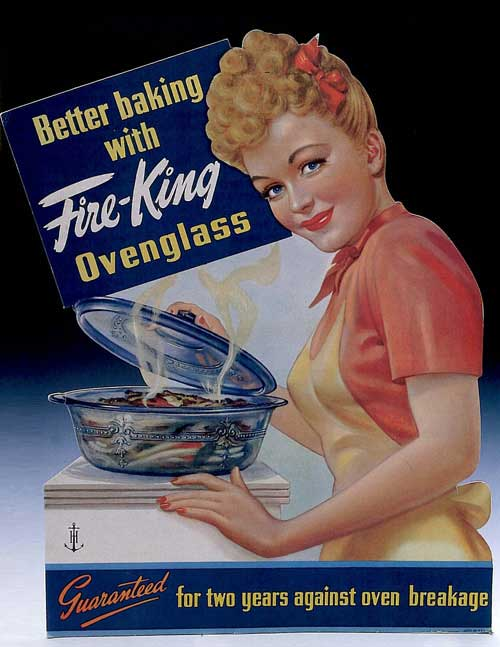 FIREKING Vintage advertisement ファイヤーキング ビンテージ広告