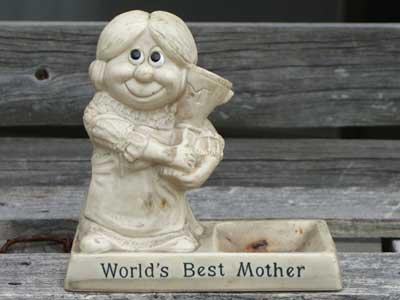 SILLISCULPTS(RUSS BERRIE社)/Vol4/World's Best Mother