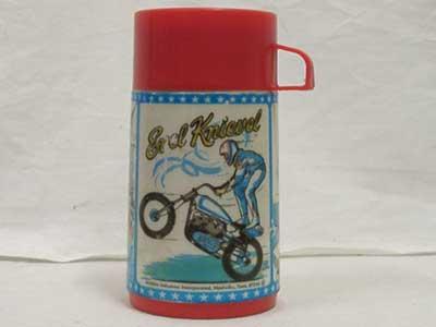 Antique Plastic雑貨/Evel Knievel POT