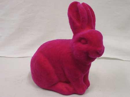 ウサギの貯金箱
