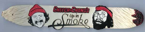 Cheech & Chong のお香立て