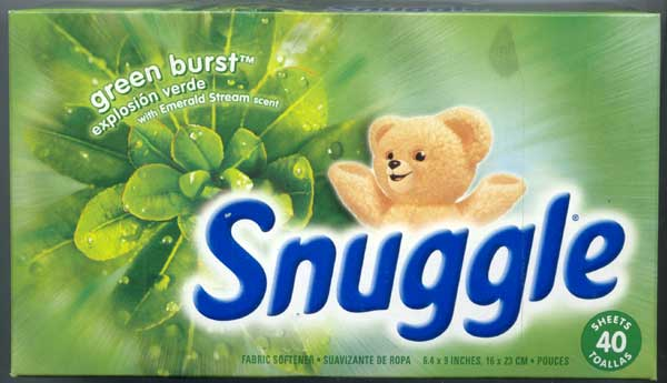 アメリカの柔軟剤、液体洗剤/ダウニー、スナッグル・