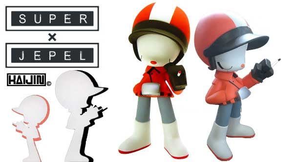 SUPER JEPEL by KAIJIN limited 200 pcs